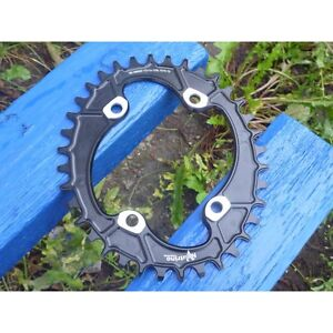Narrow Wide Chainring Neutrino Components Shimano M8000 96bcd 30-36t Oval Round