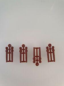 Lego Reddish Brown Minifigure Utensil Wand Part 36752c01