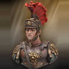 Unpainted 1/10 Resin Figure Bust Model Roman Army Officer soldier Garage Kit