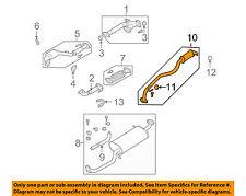 GY06-40-3A0B Mazda Silencerafter GY06403A0B