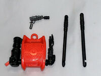 GI Joe Vintage 1994 Sci Fi Gun & Backpack w/ Control Arm & Launcher Part Weapon