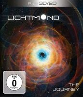 LICHTMOND - THE JOURNEY (BLU-RAY 2D/3D)   BLU-RAY NEW+