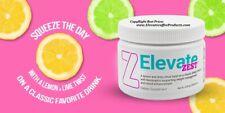 Zest Tub 30 Days Lemon Lime. Elevate Coffee