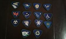 Scouts Canada Wolf Cub Proficiency Badges OBSOLETE