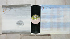 Genesis – Wind & Wuthering  LP Charisma  9124 003  Textblatt Lyrics inner sheet