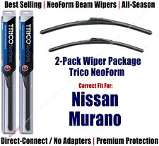 2-Pack Super-Premium NeoForm Wipers fit 2007, 2015+ Nissan Murano - 16260/180