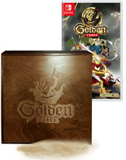 Golden Force Mercenary Edition Collector Switch Neuf sous blister