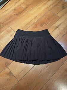 Lululemon Women's Active Skirt With Athletic Shorts (4)