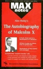 Autobiography of Malcolm X as Told to Alex Haley, the (Maxnotes Literature Guide