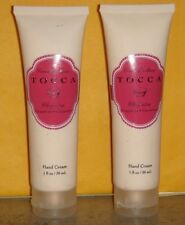 Tocca Cleopatra Hand Cream Lot of 2 - 1oz tubes