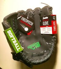 """Franklin 11"""" Softball Glove Fastpitch Pro Series For Right Hander Thrower"""