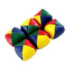 3pc Magic Circus Juggling Balls Classic Bean Bag Juggle Beginner Kids Toy New