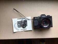 Quickshot X-3000 35 Mm Camera