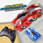 Kids Electric Gravity Defying Car Wall Climbing Remote Control Racing Toys Gift