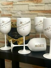 Luxury Moet Chandon - Ice IMPERIAL Glasses NEW set of 6
