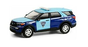HOT PURSUIT 2020 FORD POLICE INTERCEPTOR UTILITY #42930-F DIECAST SCALE 1/64