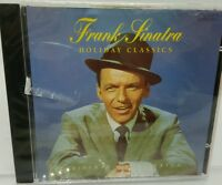 Frank Sinatra holiday Classics music CD 1993 made in USA new