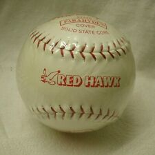 MacGregor Red Hawk Softball parahyde cover solid state core sports ball new