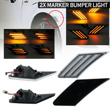2pcs 45LED Side Bumper Signal Indicator Light For Subaru BRZ Scion Toyota86 L R