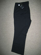 NWT WOMENS $60 LANE BRYANT ( THE LENA) SEXY STRETCH BOOTCUT ULTRA NAVY PANTS 28R