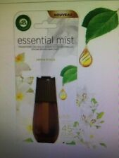 Lot revendeur de 3 Recharge essential mist AirWick Jasmin étoile - 20ml