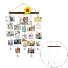 Photo Display Picture Frame Collage Photo Storage Decorative Rack Picture Holder