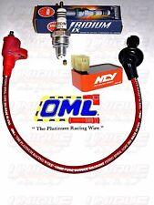 GY6 50cc 150cc Stage 3 Ignition OML Ignition Coil, NGK Iridium plug, NCY CDI