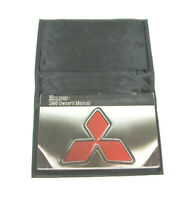 1993 Mitsubishi Eclipse Factory Original Owners Manual Portfolio #8