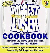 The Biggest Loser Cookbook : More Than 125 Healthy, Delicious Recipes Adapted f…