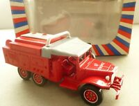 Solido Dodge Citerne Fire Tuck Pompiers 'St Tropez'  - French Fire Engine Model