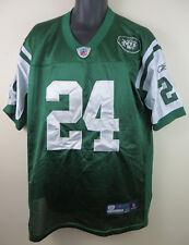 New York Jets NY Darrelle Revis American Football Jersey Shirt NFL Mens XL 50