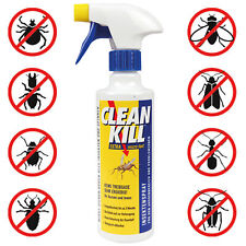 Insecticides CLEAN KILL Extra (Micro-Fast) Défense Insecte Biodégradable