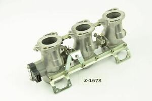 Triumph Speed Triple T509 885 Bj. 1998 - Injection system throttle bodies A56602