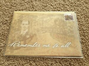 Wartime Letters 1914-1918: Remember me to all - FDC in protective sleeve