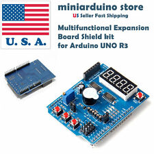 Multi-functional Expansion Development Board Base Learning Arduino UNO MEGA2560