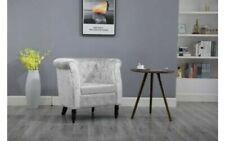 Velvet High Back Chairs
