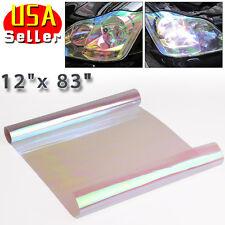 "*12""x84"" Chameleon Neo Pearl Color Headlight Taillight Fog Light Vinyl Tint Film"