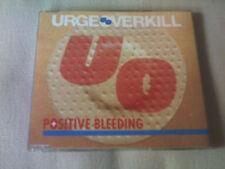 URGE OVERKILL - POSITIVE BLEEDING - 1993 UK CD SINGLE