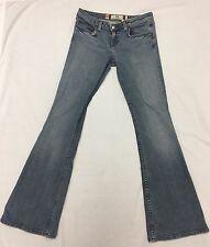 Juicy Couture Jeans Flare J Design On Pocket Medium Wash Size 29