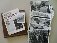 "Photo Chronicle of ""West Woodstock"" Event - Denver University History, 1970"