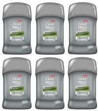 Dove Men Care Elements Sage Minerals Solid Stick Deo Antiperspirant 6 x 50ml