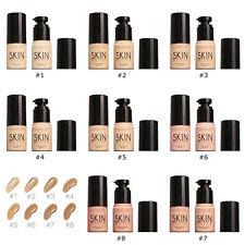 Face Foundation Makeup Base Liquid Foundation BB Cream Concealer Oil-control