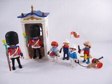 PLAYMOBIL VINTAGE 5581 GUARDS & CHILDREN TOYS VICTORIAN MANSION HOUSE 5300-100%