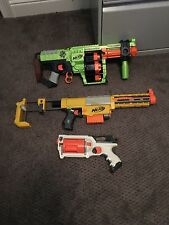 Used Nerf Guns