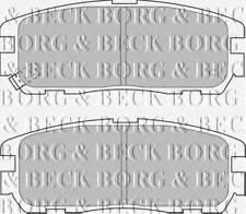 BORG & BECK BBP1517 BRAKE PAD SET FOR DISC BRAKE REAR AXLE PA568671C OE QUALITY