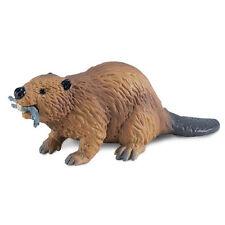 Beaver North American Wildlife Safari Ltd NEW Toys Educational Figurines Animals