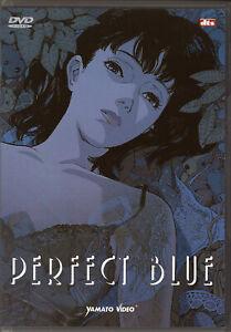 DVD Satoshi Kon Perfect Blue Yamato Video, Rarissimo Anno 2005, Usato Perfetto