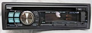 Land Rover OEM AM/FM CD MP3 Radio Defender 2007+ Alpine CDE-130R New