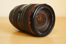 Canon EF 24-105mm F4 L series IS USM Zoom lens - in Excellent Condition