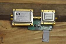 HP / Agilent 08683-67003 Amp & 08683-67004 Modulator HP 08684-60016 Card